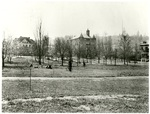 Seattle Seminary Campus, circa 1911 by Seattle Seminary