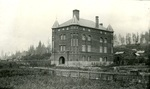 Alexander Hall, circa 1893 by Seattle Seminary