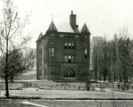 Alexander Hall, circa 1910 by Seattle Seminary