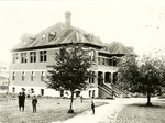 Peterson Hall, circa 1910 by Seattle Seminary