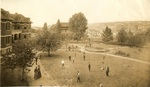 Seattle Seminary Campus, circa 1910 by Seattle Seminary