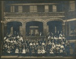 Students and Faculty, 1911 by Seattle Seminary
