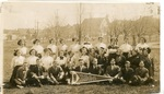 Seattle Seminary and College Class of 1914 by Seattle Seminary