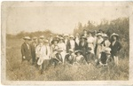 Seattle Seminary Students, circa 1915 by Seattle Seminary