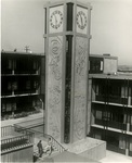 Demaray Hall, circa 1968 by Seattle Pacific College