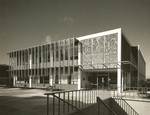 Weter Memorial Library, circa 1963 by Seattle Pacific College