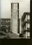 Demaray Hall Clock Tower, East View by Seattle Pacific College