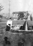SPC Fountain, circa 1920