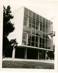 Moyer Hall, circa 1954 by Seattle Pacific College