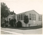 Adelaide Hall circa 1950 by Seattle Pacific College