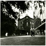 Alexander and Moyer Halls, 1967