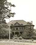 Peterson Hall, circa 1950