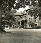 Peterson Hall, circa 1970