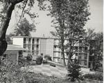 Hill Hall, circa 1962 by Seattle Pacific College