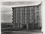 Central Wing of Ashton Hall, circa 1965 by Seattle Pacific College