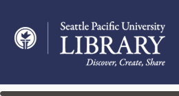 Seattle pacific University Library Logo